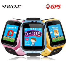 aliexpress location twox q528 y21 gps smart watch with flashlight baby watch touch