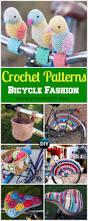 20 diy crochet bicycle fashion patterns ideas fashion patterns
