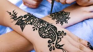 henna tattoo vorlagen 19 fantasievolle ideen deko u0026 feiern