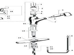 standard kitchen faucet replacement parts standard kitchen faucet parts 18 design for kitchen