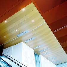 metal suspended ceiling tile acoustic with hidden framework