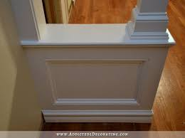 Cost Of Wainscoting Panels - where should the wainscoting go