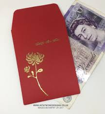 chinese lucky money envelope using gift bag punch board