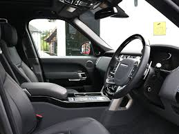 ford land rover interior range rover 5 0 s c sv autobiography lwb surrey near london