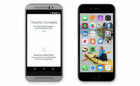 move from android to iphone move to ios app makes transfer from android to iphone easier in ios 9