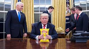 trump drapes gold drapes and potato chips 6 white house changes courtesy of