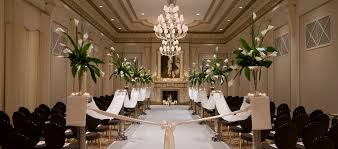 small wedding venues chicago chicago wedding venues and meeting rooms palmer house hotel