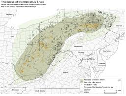 Where Is Ohio On The Map by Marcellus Shale Results Continue To Amaze Geologists