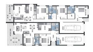 income property floor plans extraordinary dual living house plans ideas best inspiration home