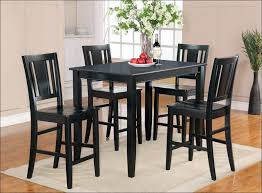 Small Glass Dining Table And 4 Chairs Kitchen Square Dining Room Table Folding Dining Table Dining