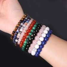 bead bracelet styles images Buy 6mm red agate calaite semifinished diy beaded bracelet bead jpg