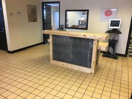 Retail Reception Desk 45 Best Rustic Reception Desks Retail Sales Counters And Pos