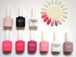 candy coat gel polish review nail art one nail to rule them