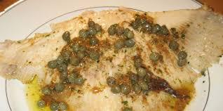 cuisine raie raie beurre noisette aux câpres la cuisine de mich
