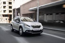 peugeot germany new peugeot 2008 small crossover detailed in 47 high res photos