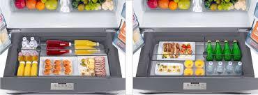 samsung cuisine samsung rf22kredbsr 36 inch counter depth 4 door door