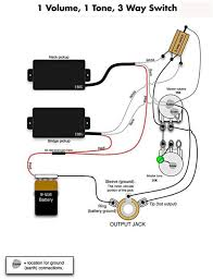 emg jazz b wiring diagram emg wiring diagrams instruction