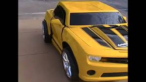 party city halloween 2012 commercial the most amazing bumblebee transformer costume 2012 youtube