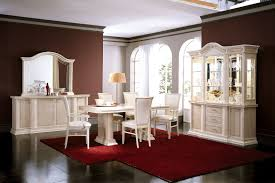 white dining room buffet traditional white dining table and 3 door buffet