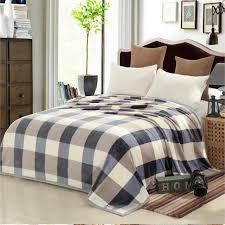 drap canapé impression accueil souple couverture chaude flanelle canapé plaid