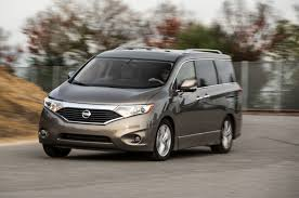 2017 nissan minivan 2014 nissan quest le first test motor trend