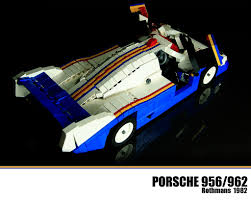 porsche rothmans lego porsche 956 962 rothmans the porsche 956 was a group u2026 flickr