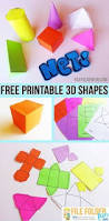 seriously fun ways to teach shapes shape math and teaching