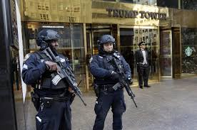 Trump Towers Address Fort Trump New Security Measures Ring Trump Tower The Spokesman