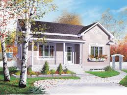 Home Design For Retirement Marymere Cozy Cottage Home Plan 032d 0066 House Plans And More