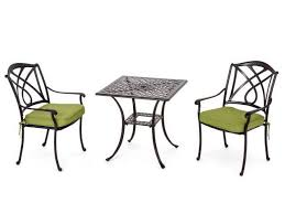 Outdoor Aluminum Patio Furniture Cast Aluminum Bistro Set Patio Furniture Patio Furniture