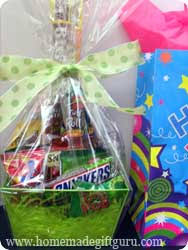 Build Your Own Gift Basket Gift Basket Suggestions