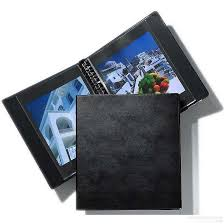 binder photo album the classic ring binder professional album 11x17 by prat