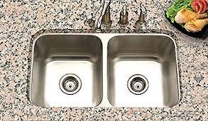 Deep Double Kitchen Sink by Top 10 Double Kitchen Sinks Ebay