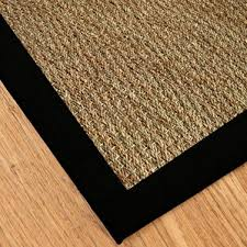 Brown And Black Rug Bamboo Rugs U0026 Seagrass Rugs You U0027ll Love Wayfair