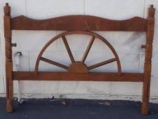 Antique Twin Headboards by Medium Wood Tone Headboards Ebay