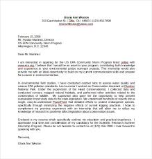best solutions of cover letter spontaneous application internship
