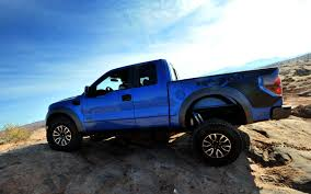ford raptor lifted ford raptor lifted blue wallpaper