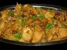 cuisiner poule recette de poulet au riz la recette facile