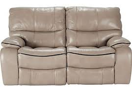 Leather Loveseats Beige Leather Loveseats Cream U0026 Tan