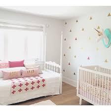 bricolage chambre bébé vente chaude nouveau bricolage créatif figure géométrique mur