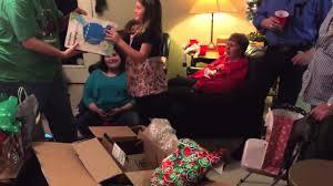 epic white elephant christmas gift prank youtube
