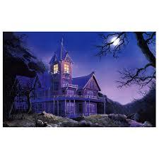 halloween castle background promotion shop for promotional