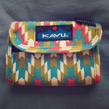 63 off handbags kavu wallet from amanda u0027s closet on poshmark