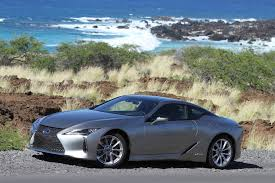 lexus lf lc black more than just a new gt the 2018 lexus lc 500 is a marker for the