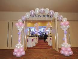 balloon decoration for wedding in chennai balloon decorators