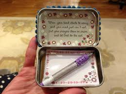 lovely what to do with 17 incredibly awesome things to do with altoids tins
