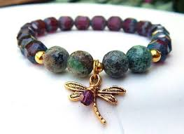 glass bead bracelet charms images 113 best stretch bracelets images arm candies jpg