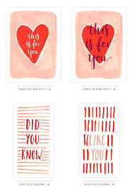free valentines cards s day free printable cards popsugar smart living