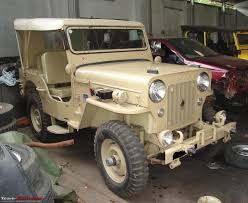 open jeep modified in white colour mahindra 500d 1986 model restoration thread page 2 team bhp
