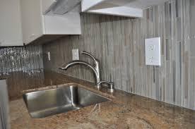 installing glass tiles for kitchen backsplashes affordable decorative tile backsplash home decor by reisa